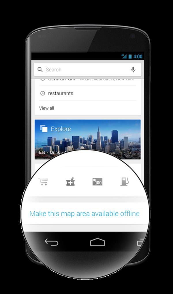 Google Haritalar Çevrim Dışı Çalışıyor!