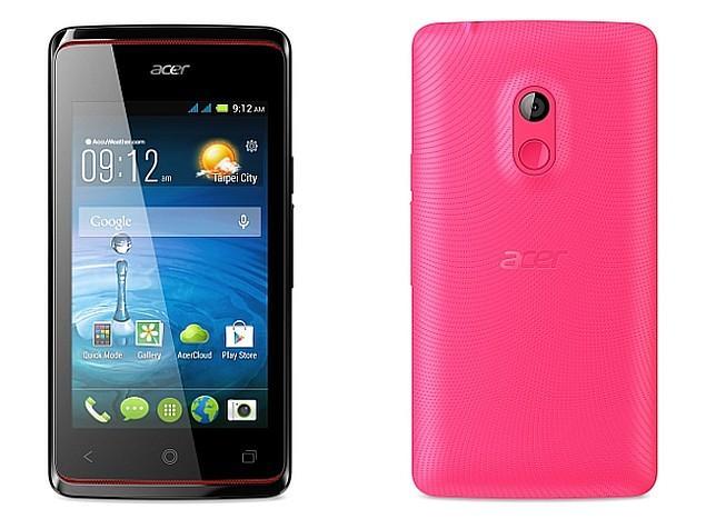 Acer Liquid Z200 Tanıtımı Yapıldı