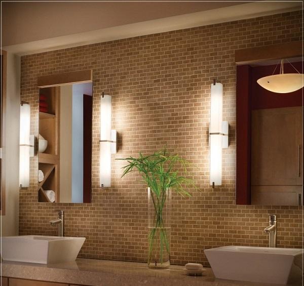 banyo aydınlatması