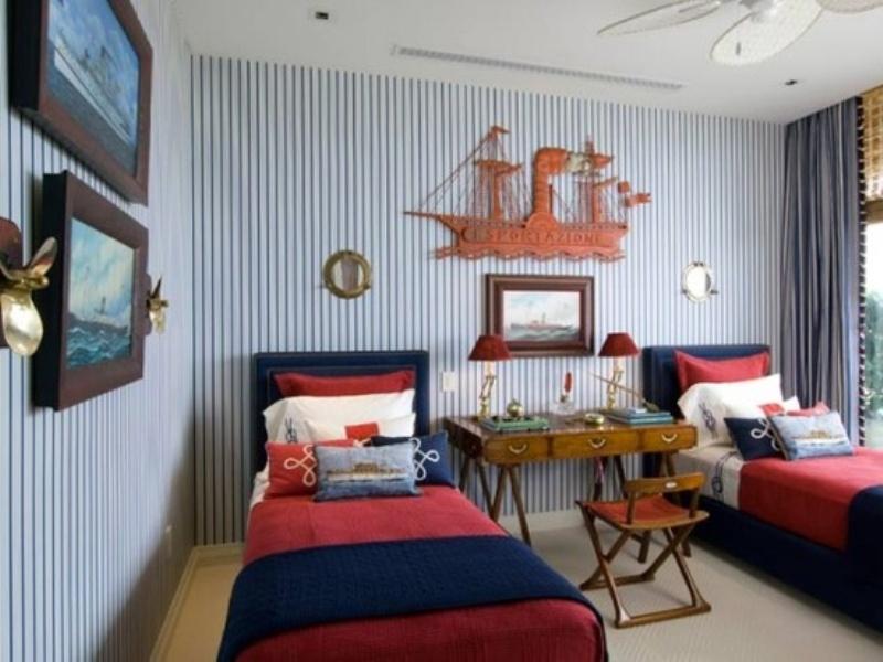 Çocuk Odası Dekorasyonu 2014