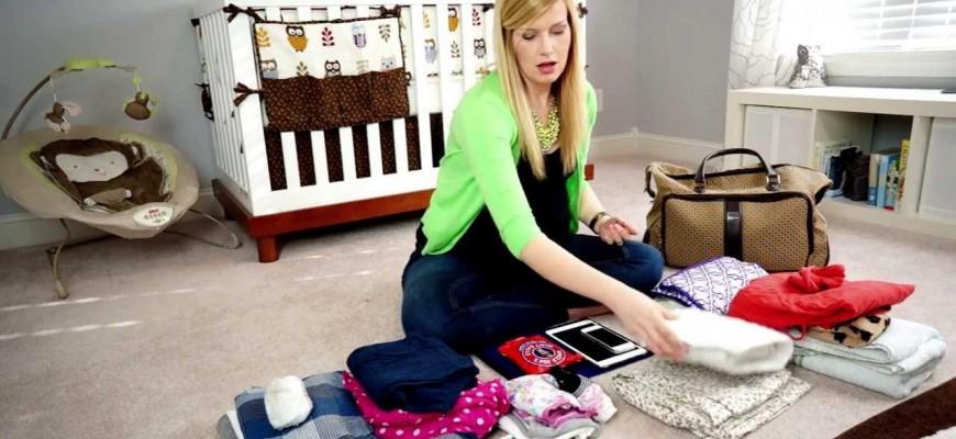 doğum çantası hazırlamak