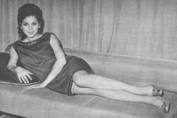 Hülya Darcan 1950