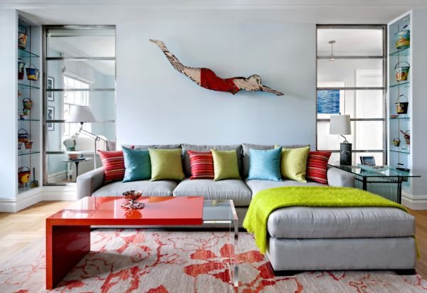 modern ev dekorasyonu