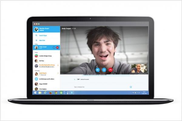 skype konuşma