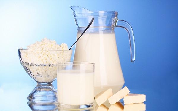 süt ve süt ürünleri