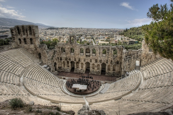 Parthenon- Yunanistan