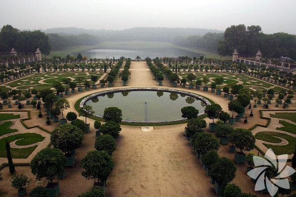 Versailles Sarayı Bahçeleri- Fransa