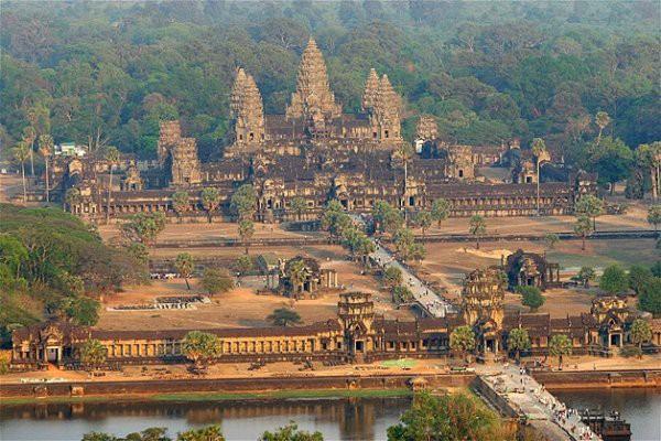 Angkor Wat- Kamboçya