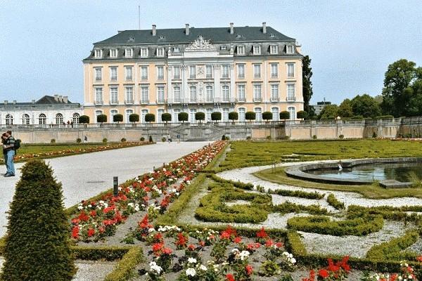 Augustusburg sarayı-Almanya