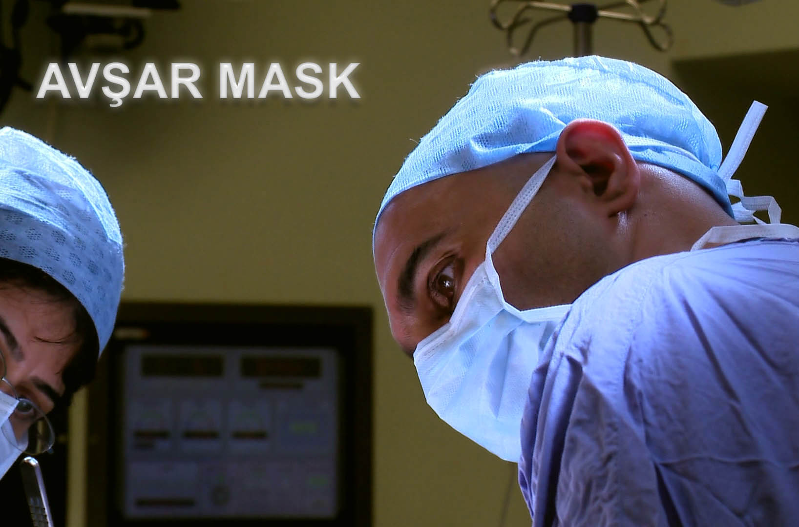 avsar 3d mask rinoplasti