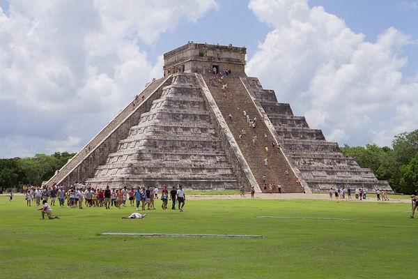 Chichen Itza- Meksika