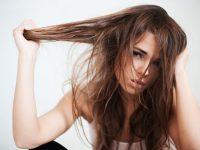 elektriklenmiş saç