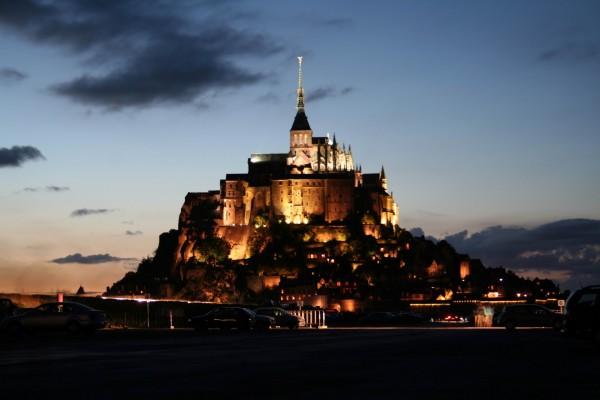 Mont Saint-Michel – Fransa