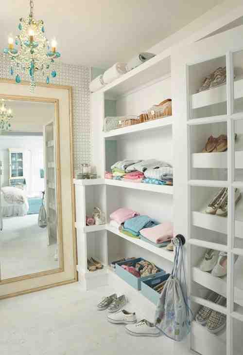 Giyinme Odaları ve Kadınlar