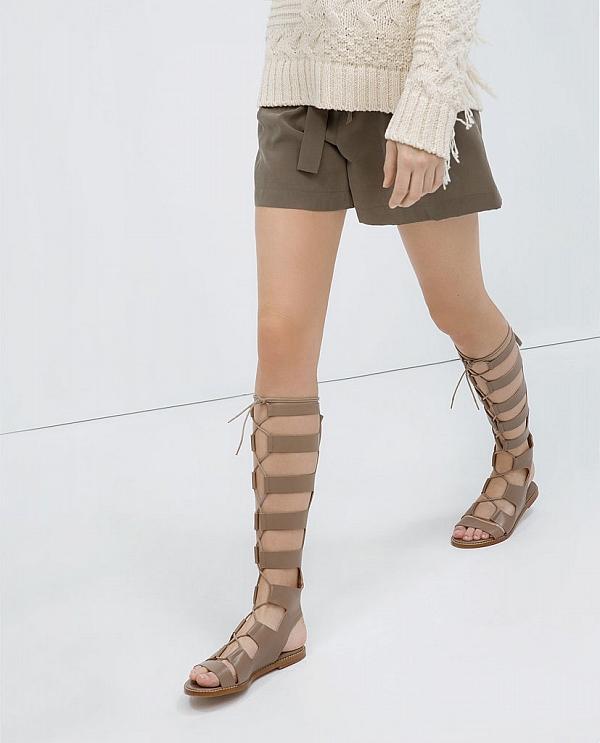 gladyatör sandalet modelleri