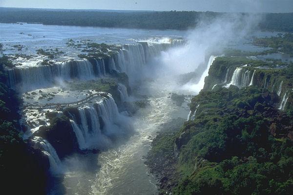 İguazu Şelaleleri- Brezilya