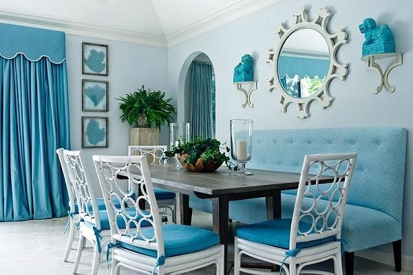 mavi ev mobilyaları