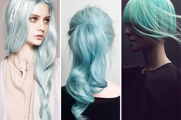 neon saç