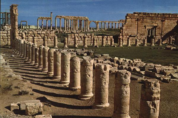 Palmira Antik Kenti – Suriye