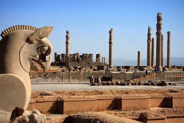 Persepolis Antik Kenti- İran