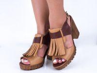 Yazlık Bayan Ayakkabıları: Sandaletler!