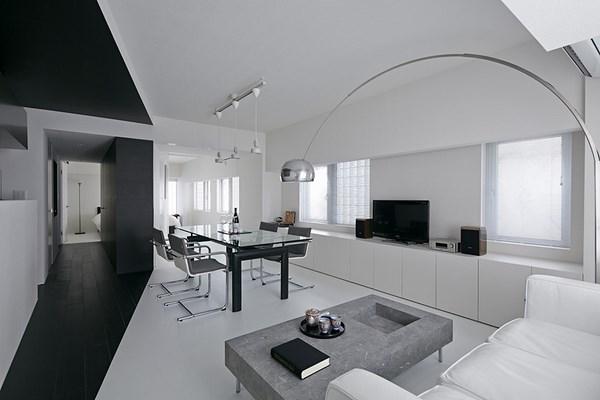 Siyah Beyaz Salonlar
