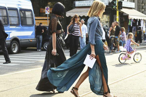 sokak modası bayan