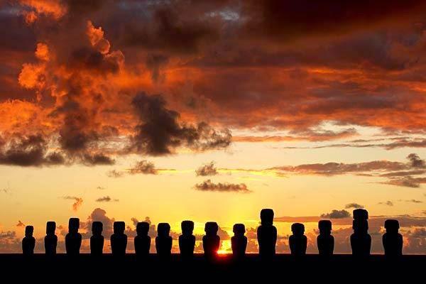Easter Adası – Şili