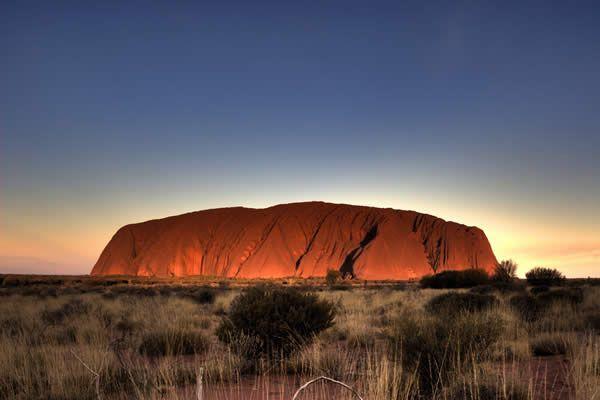 Uluru – Kata Tjuta Milli parkı - Avustralya